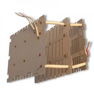 Mica heating element