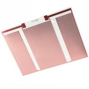 Polyester film heater