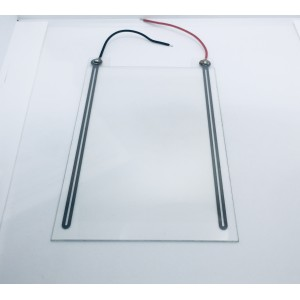 Transparent Film Heating Element for display screen